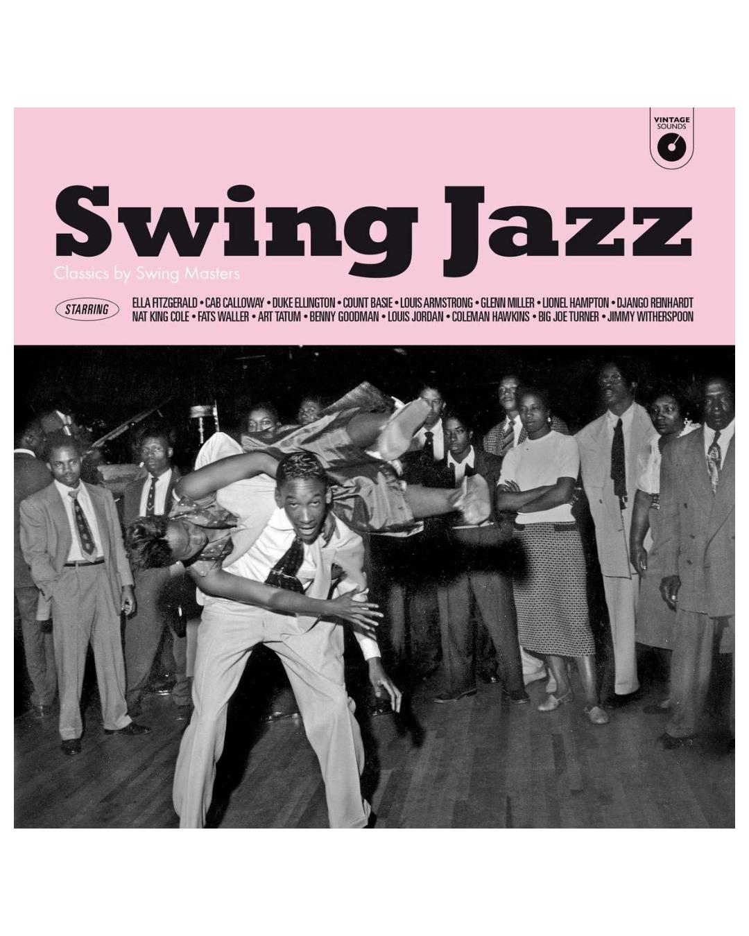swing jazz vinyl
