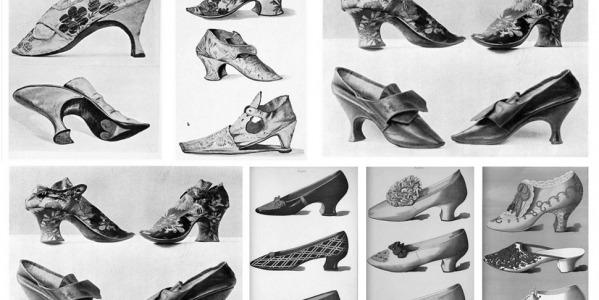 Los zapatos de tacón de Madame Dynamite
